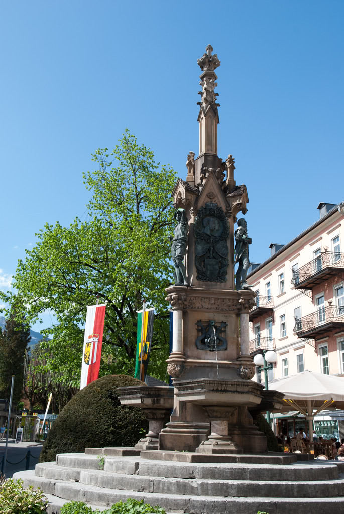 雕像 @ Bad Ischl