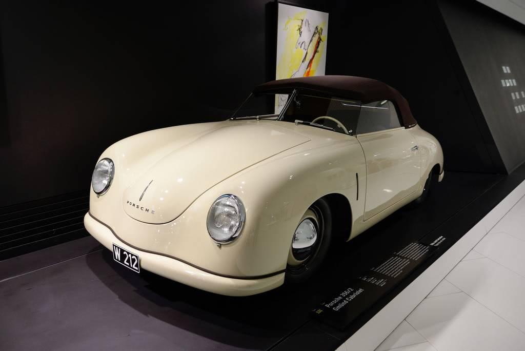 Porsche 356/2 Gmund Cabriolet